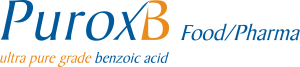 Logo for Purox B Food-Pharma Benzoic Acid