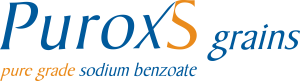 Logo for Purox S Grains Pure Grade Sodium Benzoate